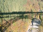 Schatten der Müngstener Brücke