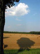 Schatten des Lebens; Doch die Sonne scheint trotzdem!!!