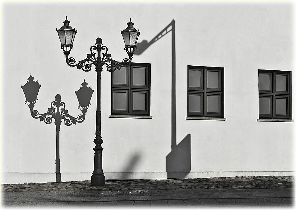 Schatten des Lichts