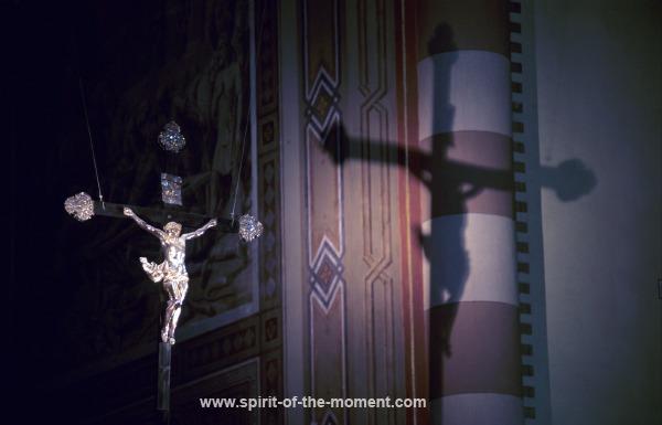 Schatten Jesus