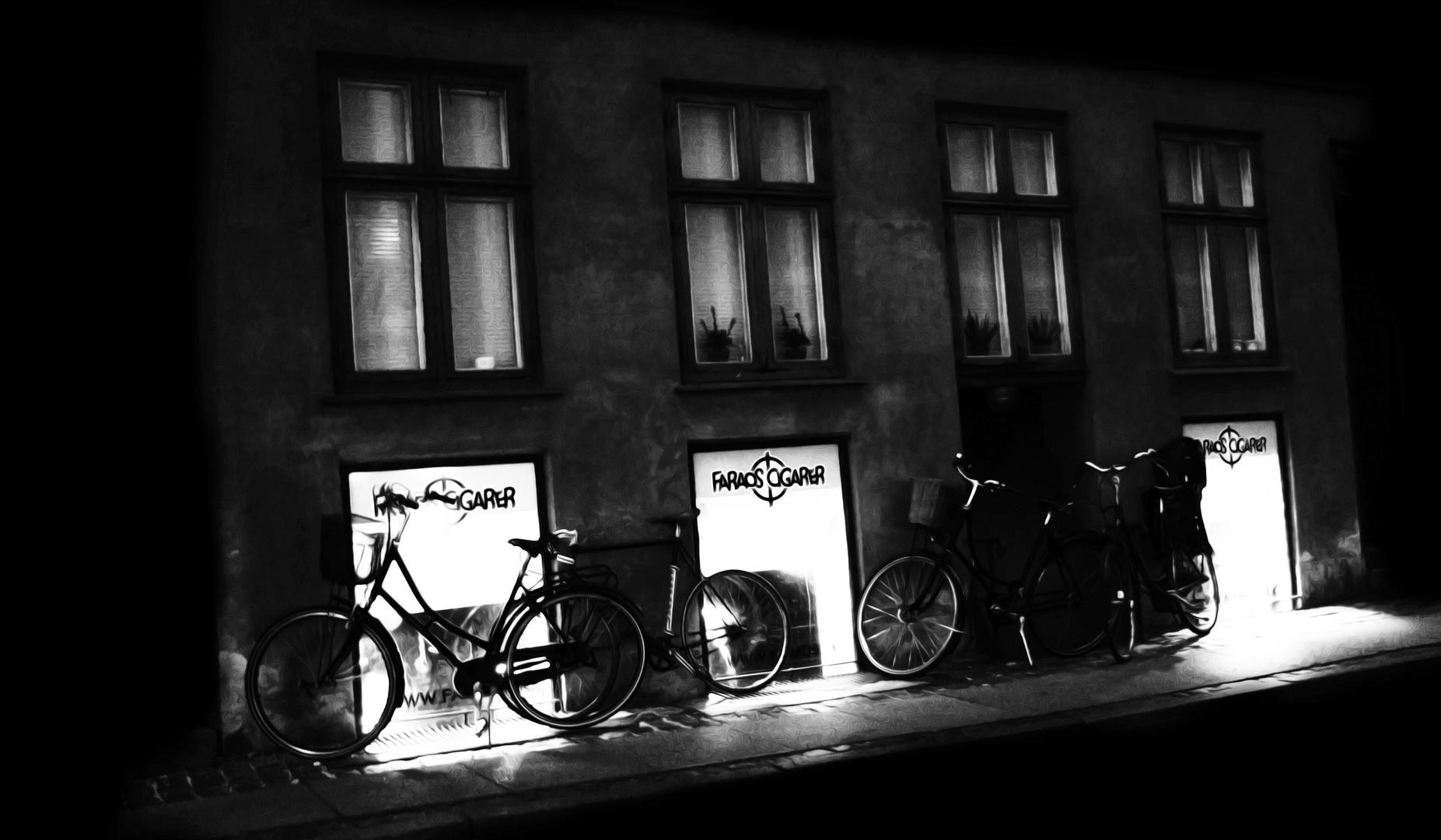 Schatten Räder