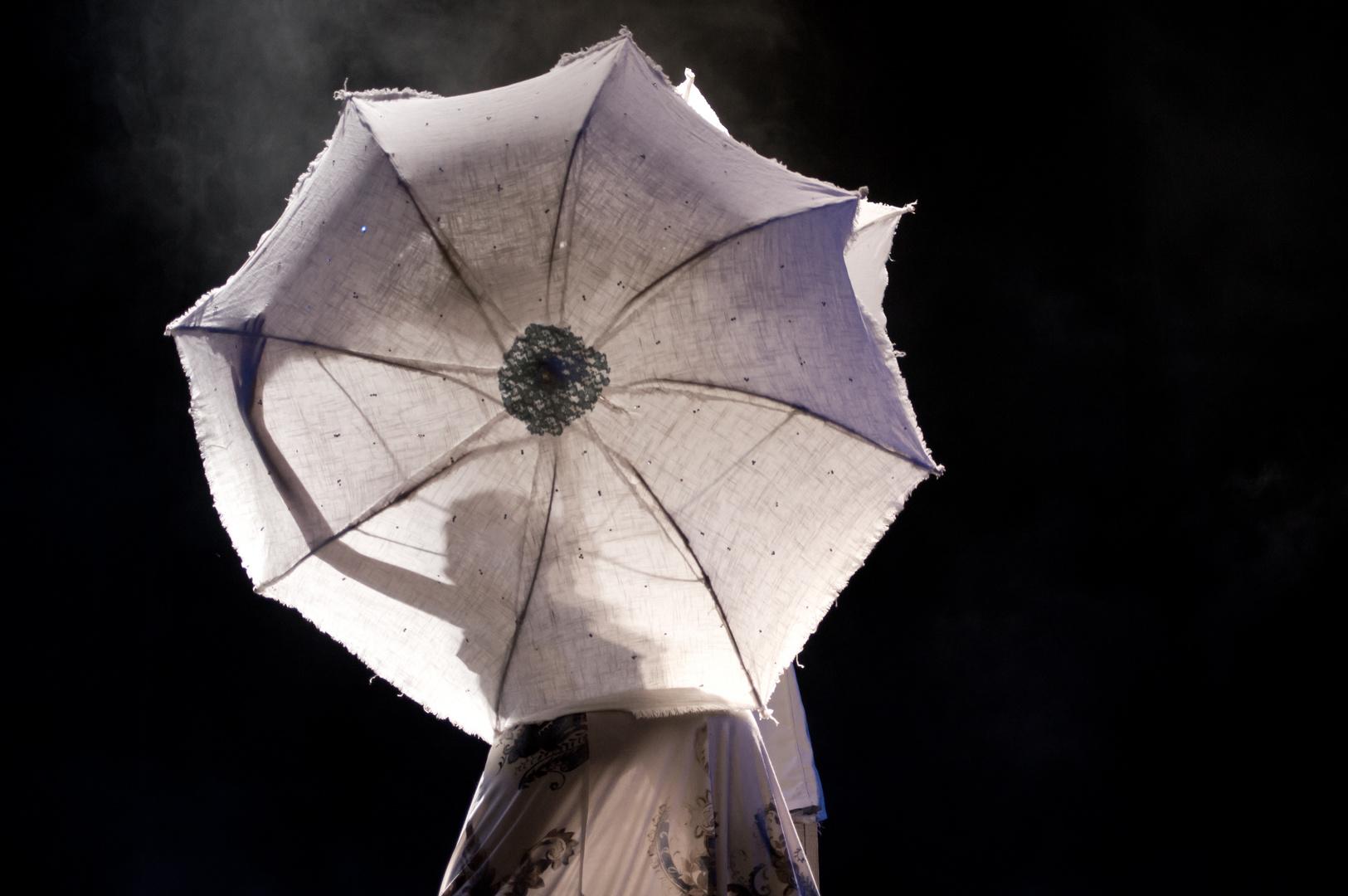 Schatten Schirm