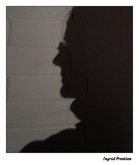 Schatten-Self-Portrait