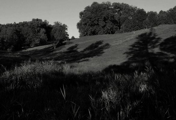 Schatten . Strecken
