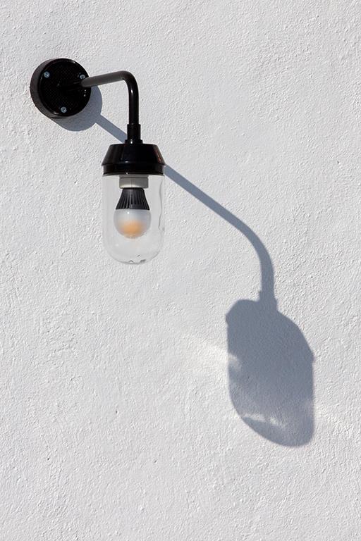 Schattenlampe