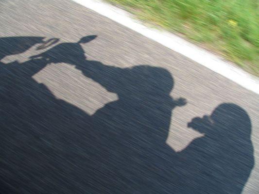 Schattenporträt