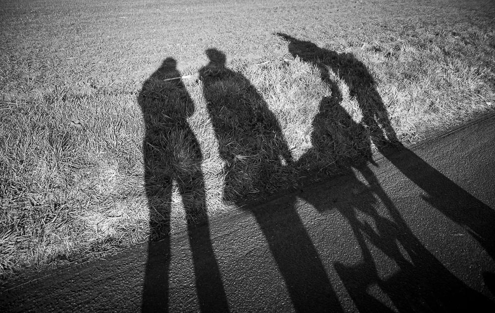 Schattenspaziergang