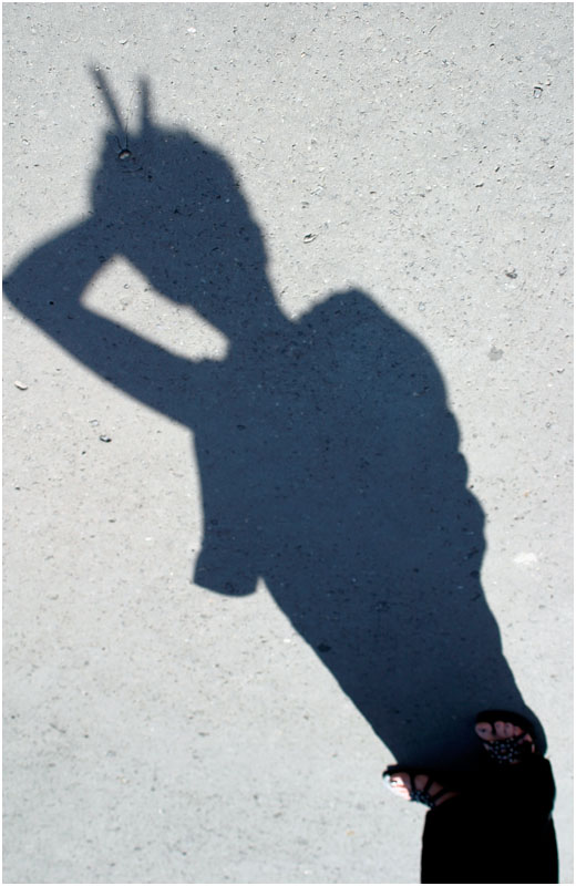 Schattenspielchen
