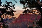 Schattenspiele am Grand Canyon