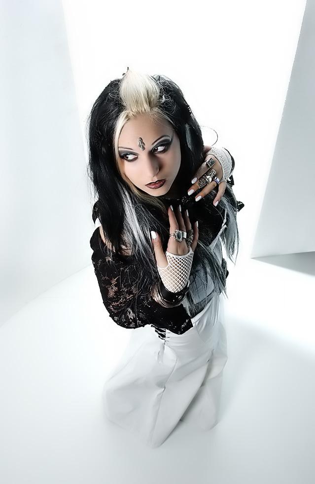 Schattenwelt - White Orient Princess...