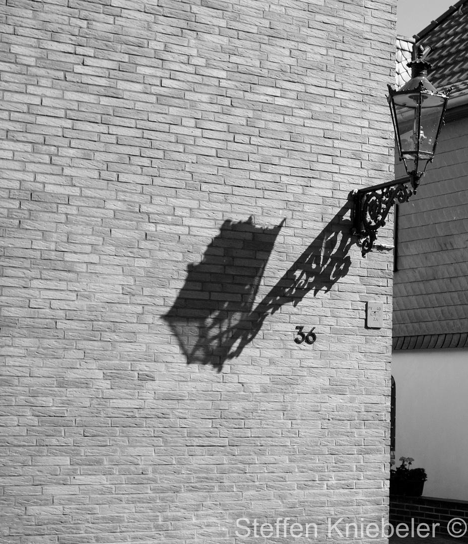 Schattenwurf
