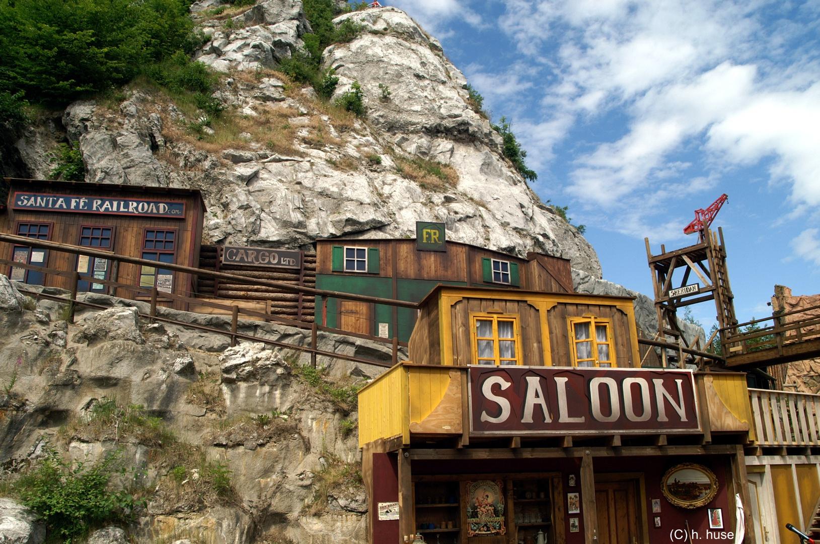 Schatz im Silbersee Kulisse Freilicht-Theater Bad Segeberg