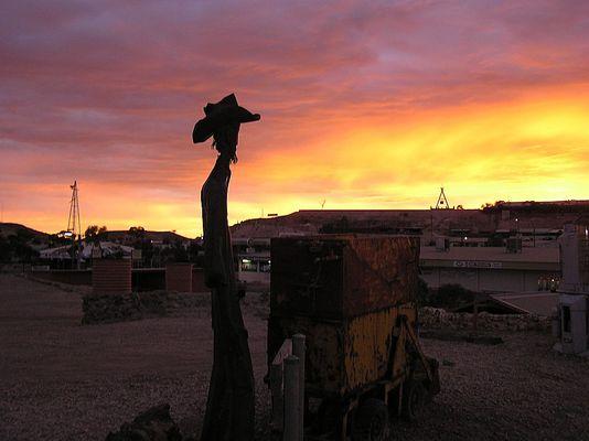 Schatzsuche im Outback