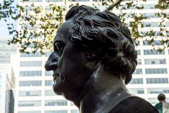 Schau an, der olle Goethe!