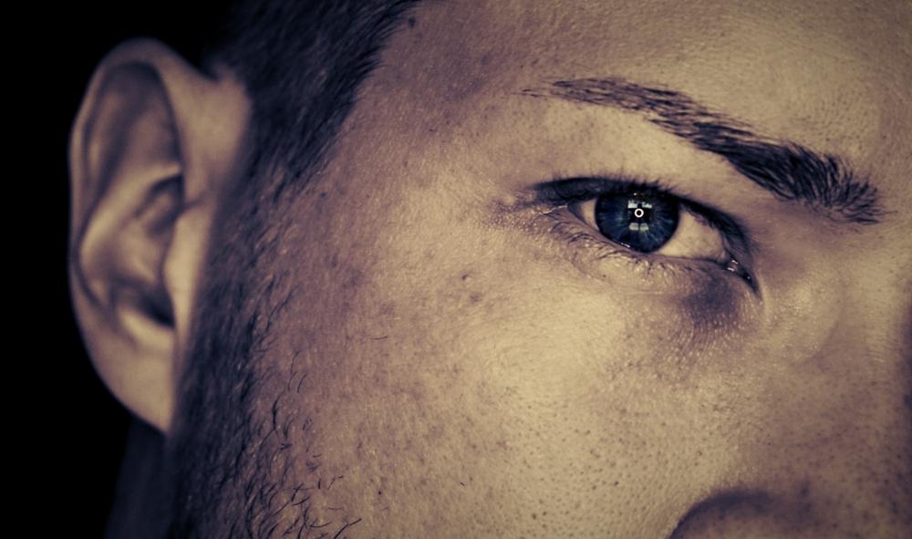 Schau in die Augen eines Menschen und du weißt wer er ist...