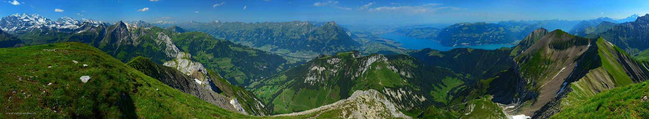 Schau' ins Land... (300° Panorama)