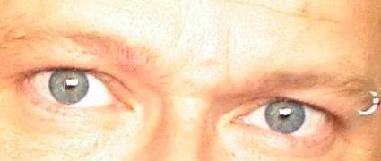 Schau mir in die Augen und sag mir, was Du siehst...