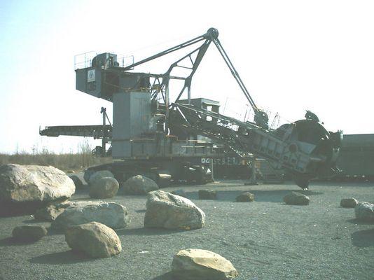 Schaufelradbagger (Tagebau)