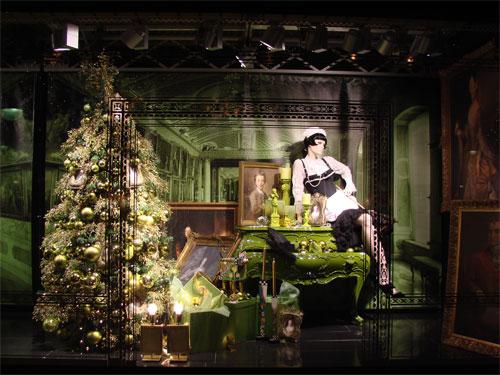schaufenster weihnachten 2006 kadewe foto bild. Black Bedroom Furniture Sets. Home Design Ideas