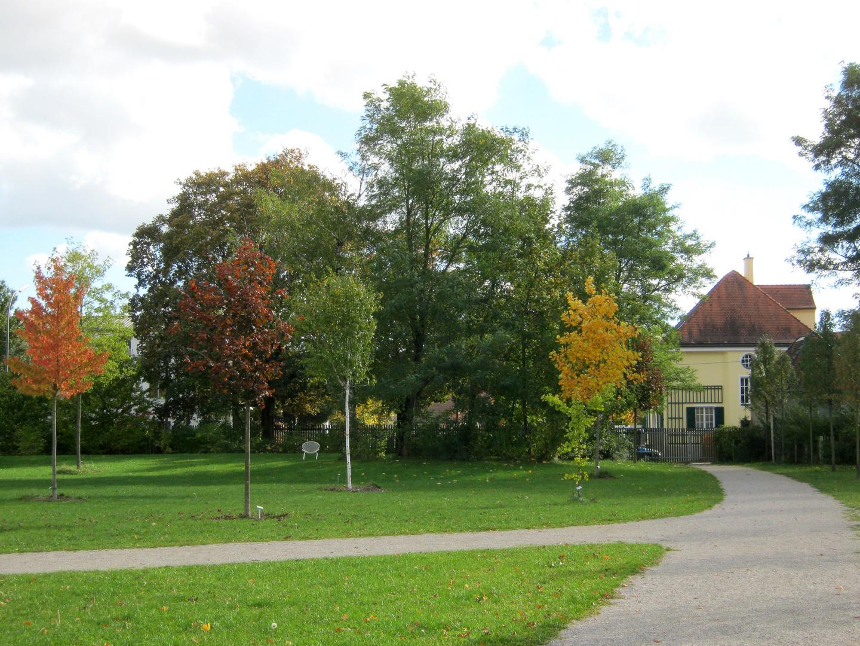 Schaugärten . München 13
