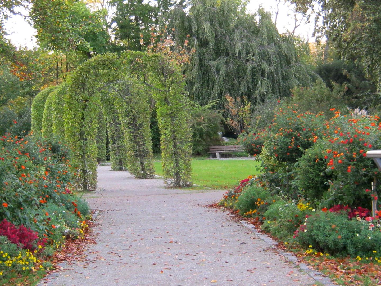 Schaugärten . München 15