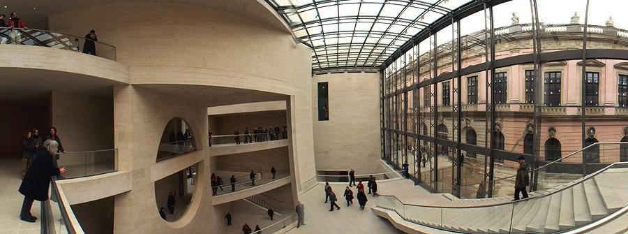 Schauhaus des Deutschen Historischen Museums in Berlin, 3