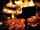 Schaurig schönes Werk im Feuer