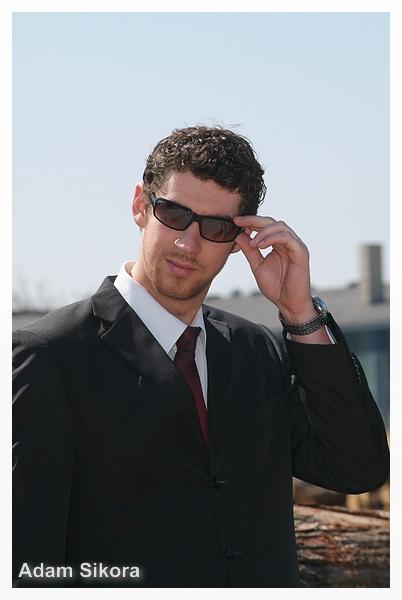 Schauspieler Adam