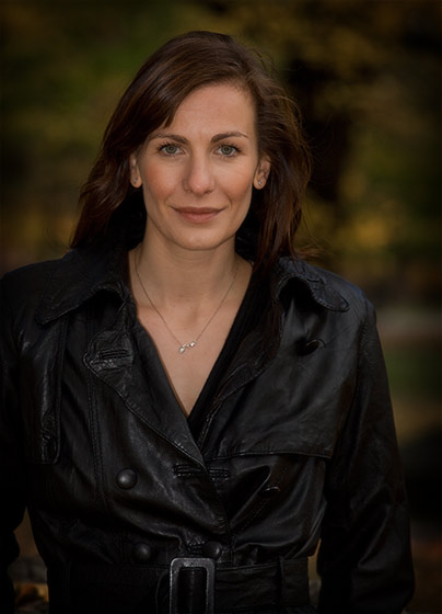 Schauspielerin Nadine Heidenreich