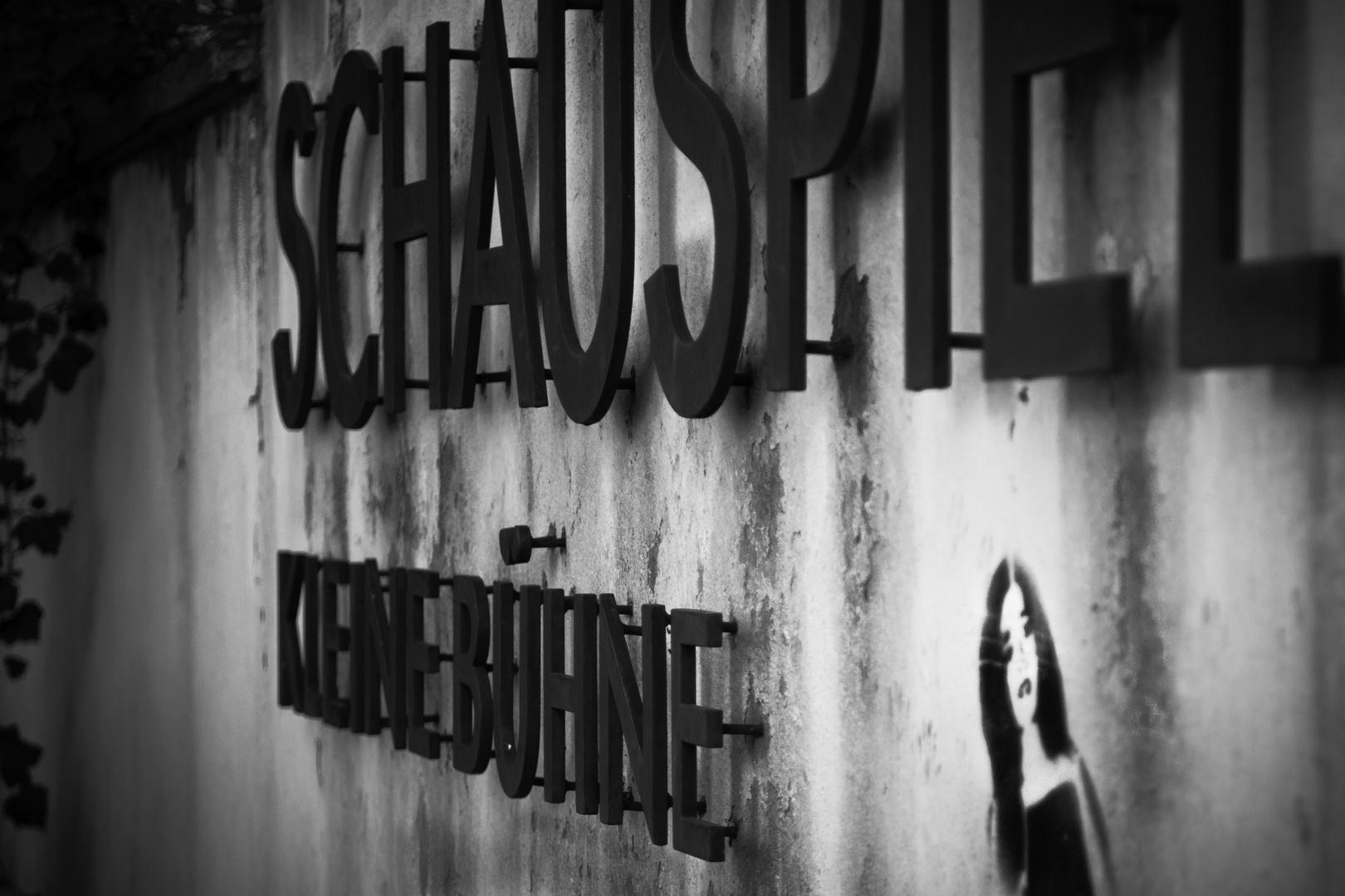 Schauspielhaus Erfurt... Schauspiel: kleine Bühne