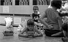 Schaustellerkinder heute - Kommunikation?