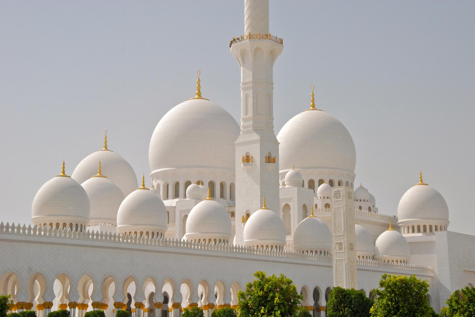 Scheich Zayed Moschee II
