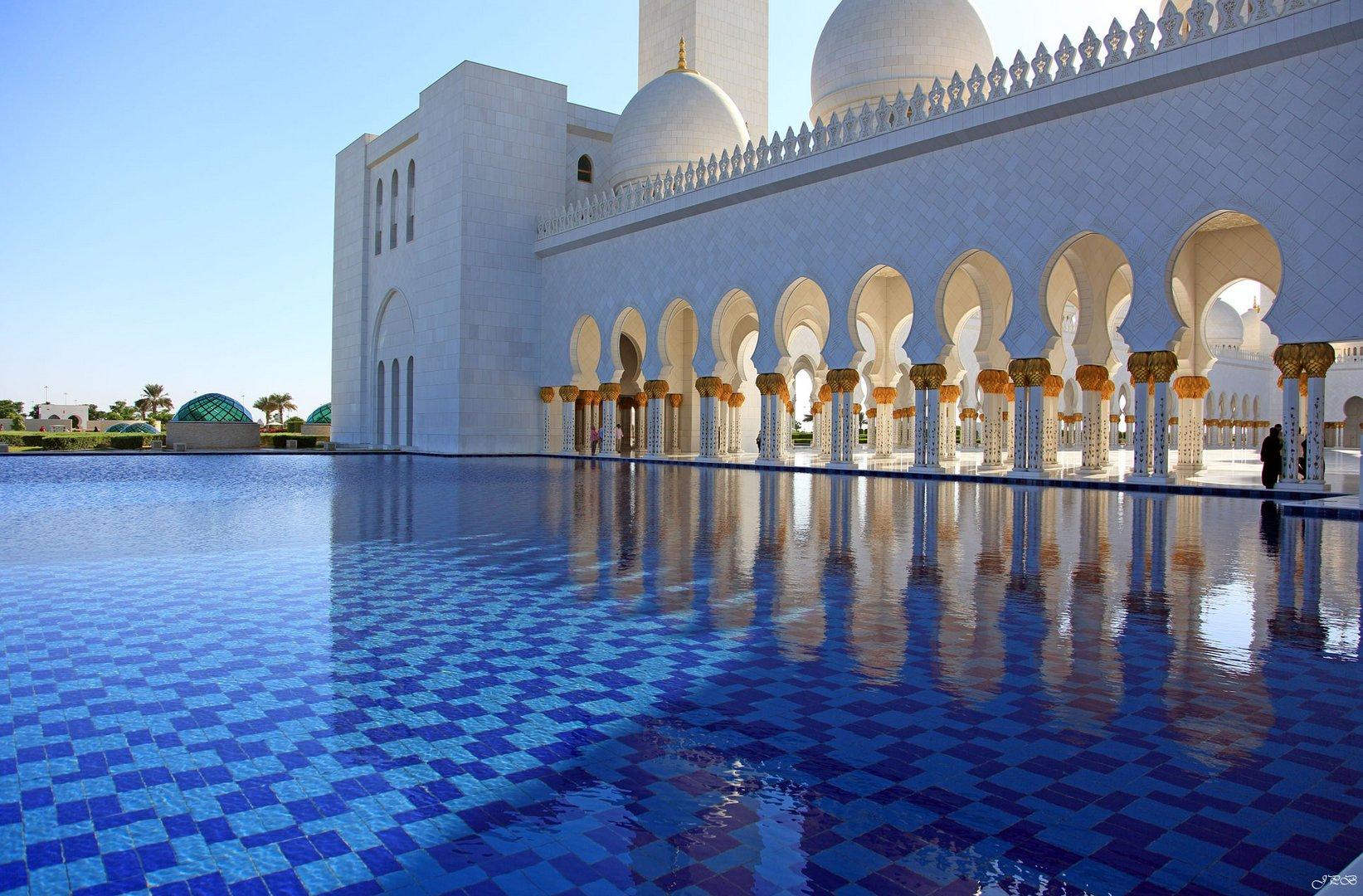 Scheich Zayid Moschee 2