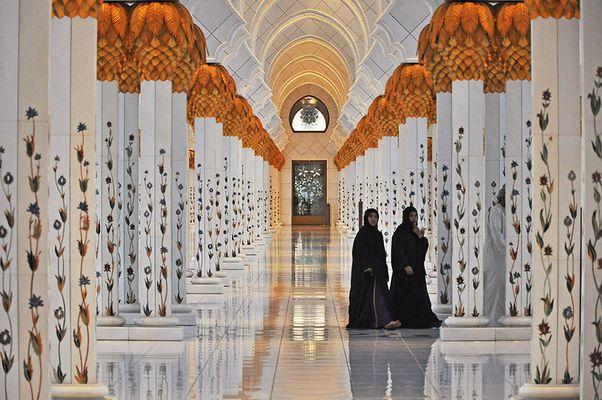 Scheich-Zayid-Moschee 3