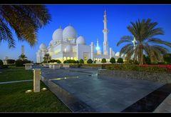 Scheich-Zayid-Moschee.