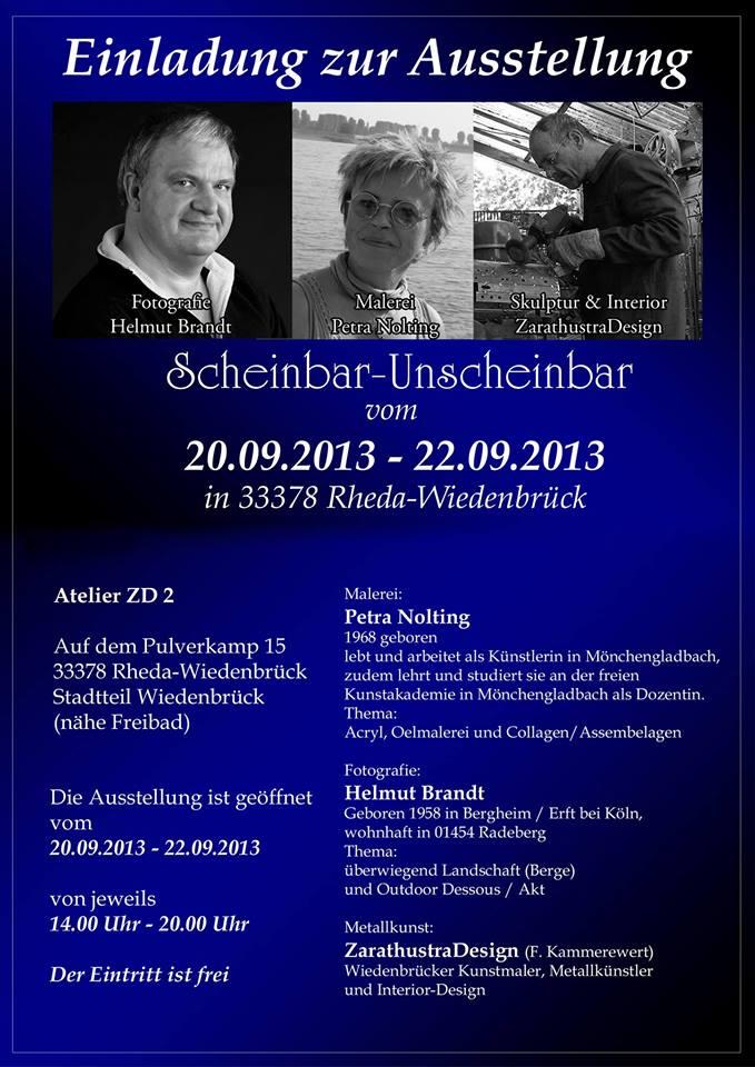 Scheinbar - Unscheinbar in 33378 Rheda-Wiedenbrück