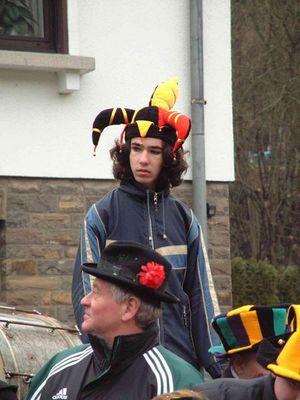 Scheiss Karneval ??