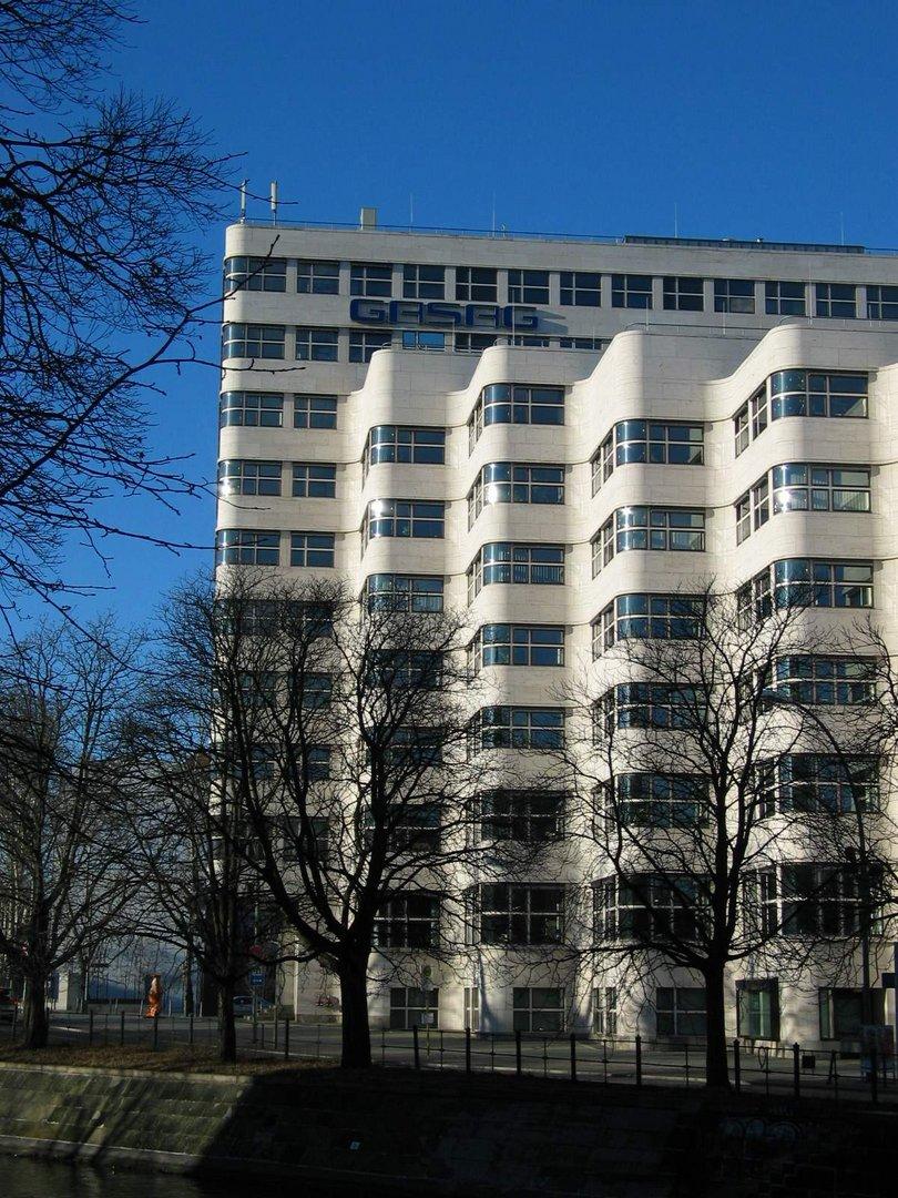 schell haus heute gasag berlin foto bild architektur stadtlandschaft motive bilder auf. Black Bedroom Furniture Sets. Home Design Ideas