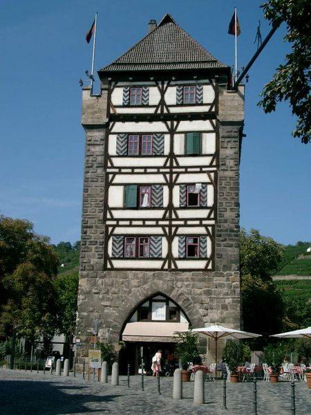 Schelztor in Esslingen