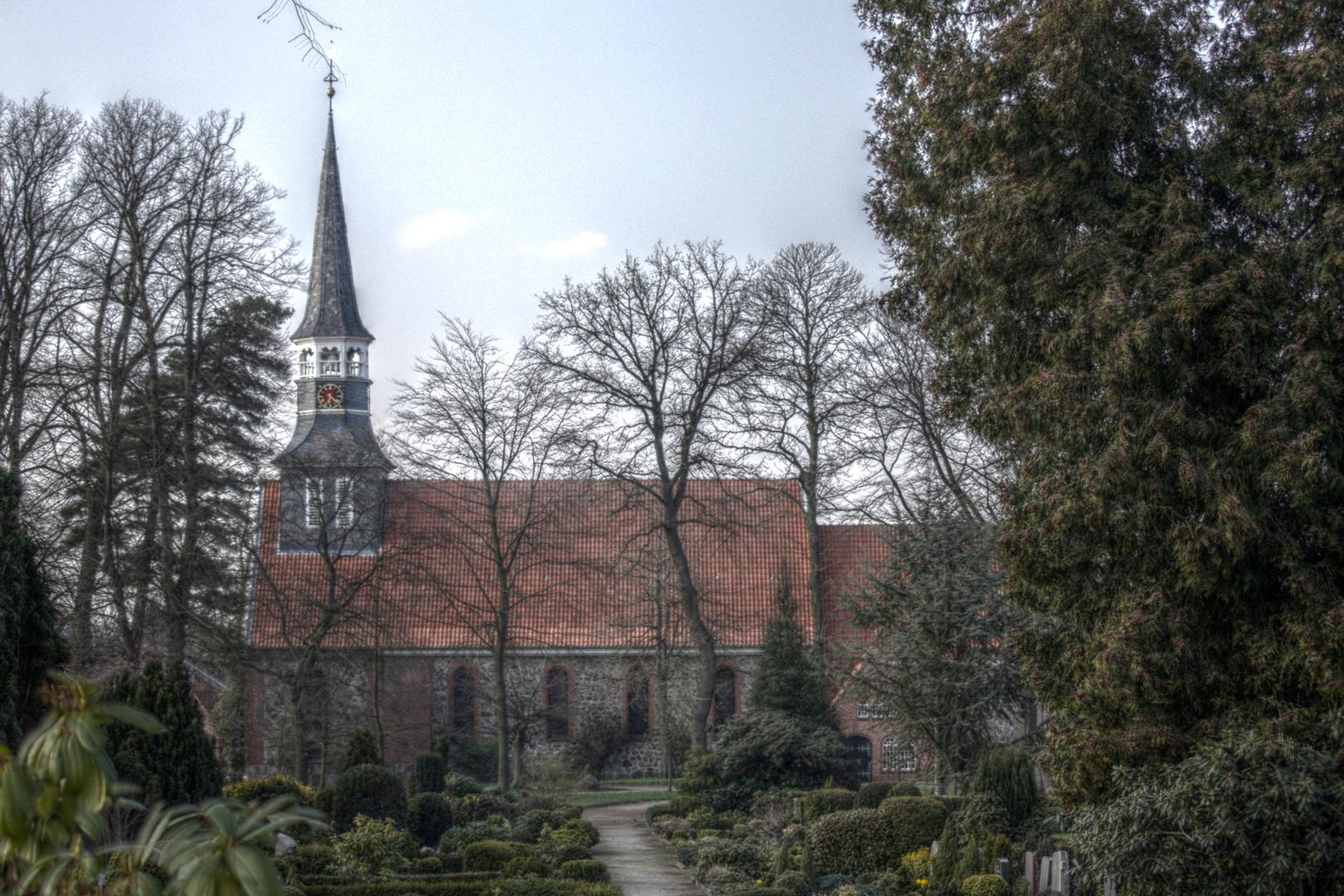 Schenefelder Kirche (Mittelholstein)