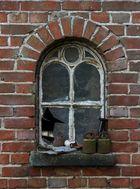 Scheune Fenster