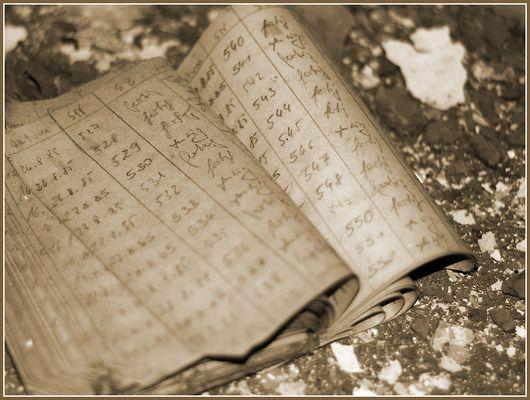 Schichtbuch
