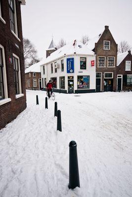 Schiedam Kethel - Schiedamseweg - Dorpsstraat