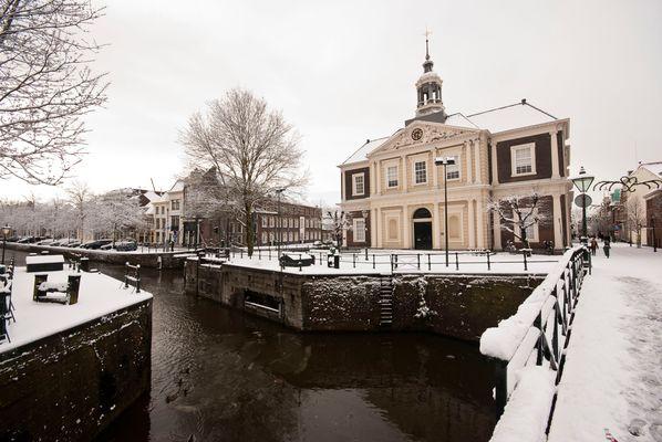 Schiedam - Lange Haven - Korenbeurs