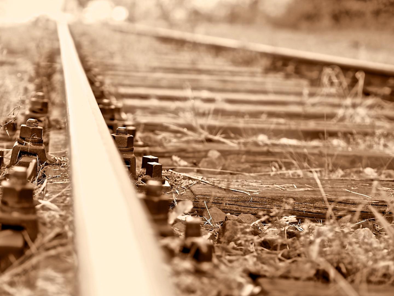 Schienen ...