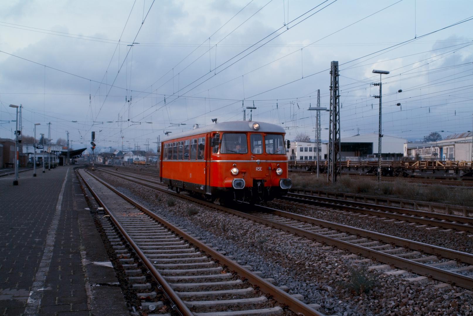 Schienenbus (2)