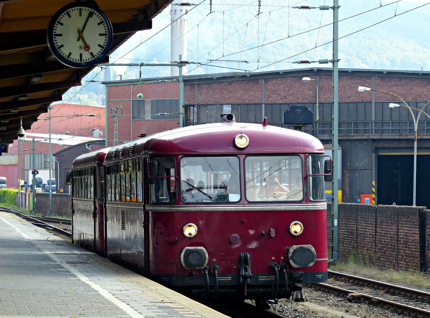 Schienenbus der Ruhrtalbahn