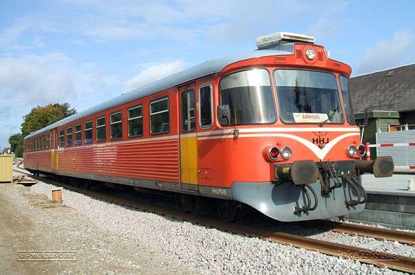 Schienenbus Made in DK