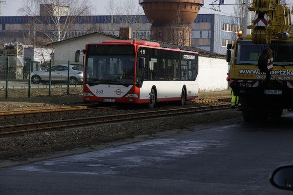 Schienenersatzverkehr