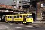 Schienenschleifwagen